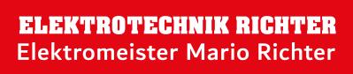 Elektrotechnik Richter | Elektromeister Mario Richter | Grimma Logo